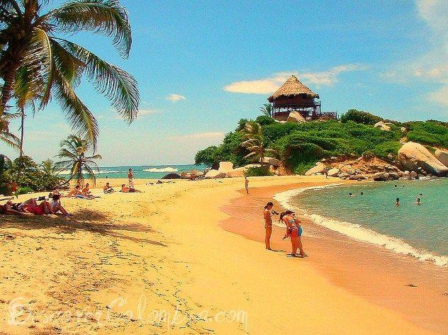 El Cabo San Juan Beach | Parque Tayrona, Colombia
