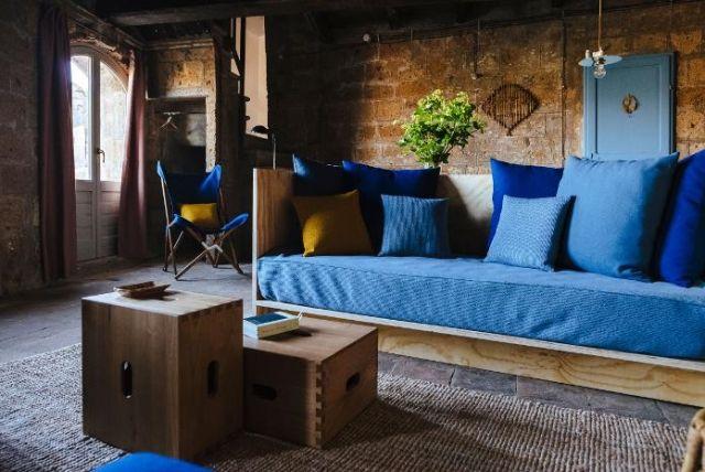 Casa d'Artista a Civita, Airbnb