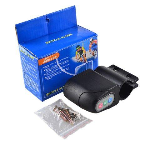 Electric Anti-Theft Bike Alarm with Quiver Vibration Sensor and Password Keypad