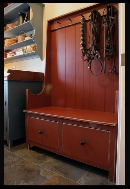 Mudroom Bench Side Entrance Ideas Pinterest