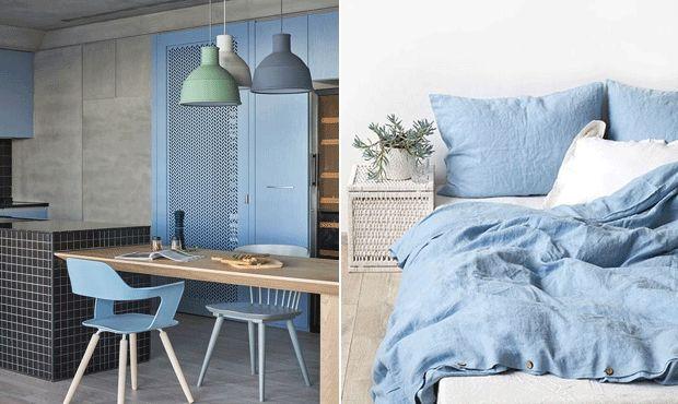 Azul pastel na decoração: confira uma seleção de ambientes com o tom, e leve ele para dentro de casa sem exagerar. Veja mais.
