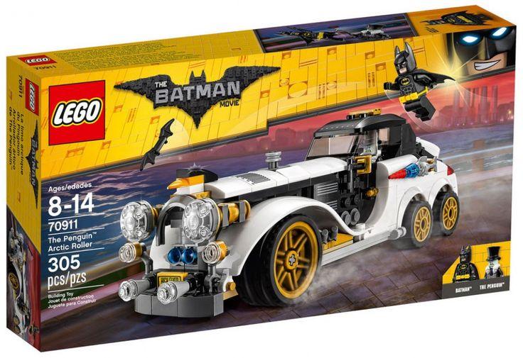 LEGO The Batman Movie 70911 : La limo arctique du Pingouin