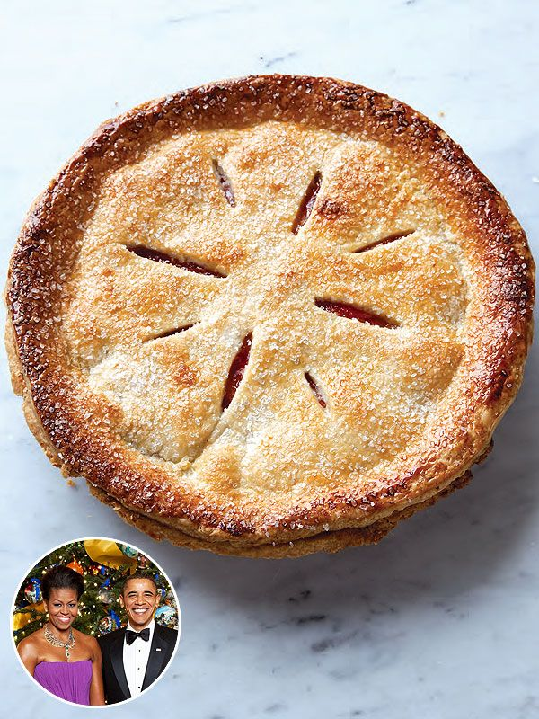 Flaky Nectarine Pie | White House Pastry Chef Yosses (I gotta try this pie crust! I've never made one that uses lard and butter. Will probably substitute peaches for nectarines and leave out the egg so the hubs can eat it.)