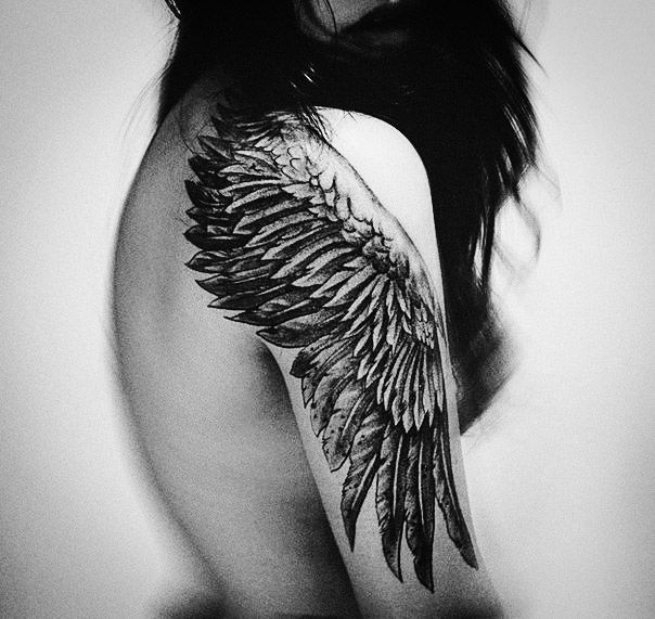 25+ Best Ideas About Eagle Wing Tattoos On Pinterest