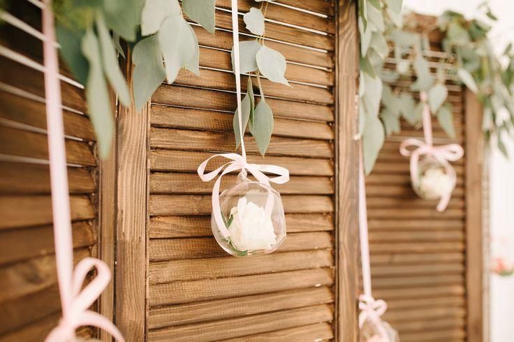 Libelle wedding decor