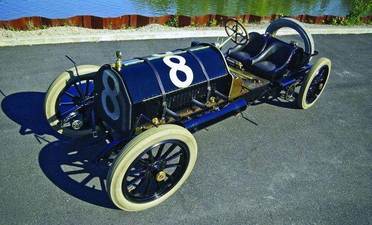 1909 buick race car