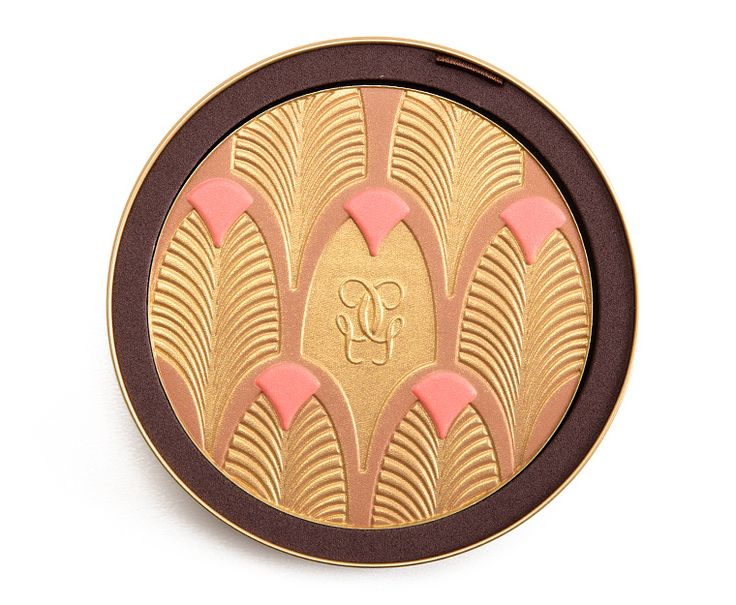 Guerlain Chic Tropic Terracotta Bronzing Powder Review, Photos, Swatches
