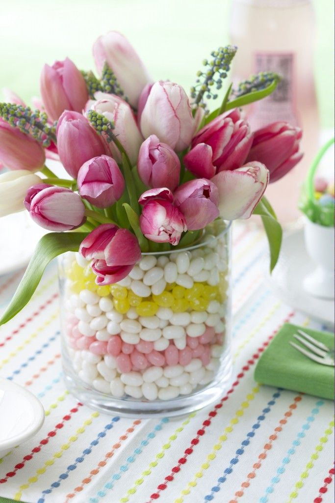 Find This Pin And More On Seasonal Decor | Spring Decorating Ideas.
