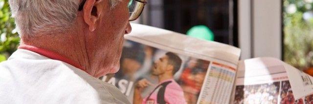 30 newspaper term