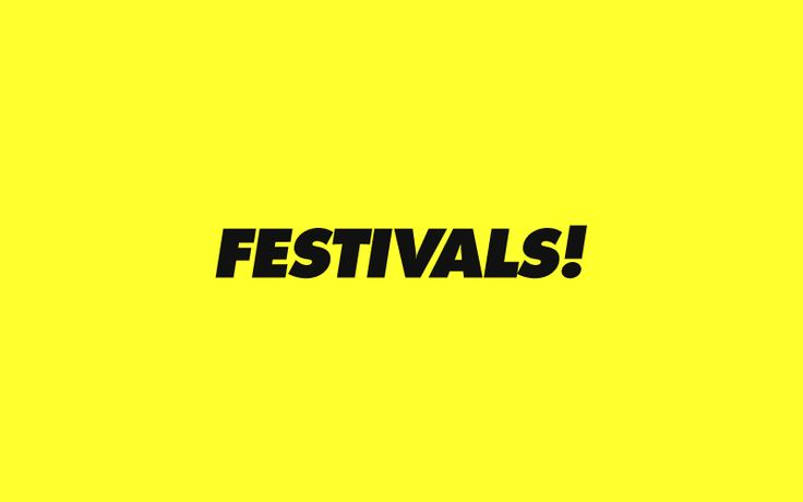 The complete list of worldwide photography festivals.