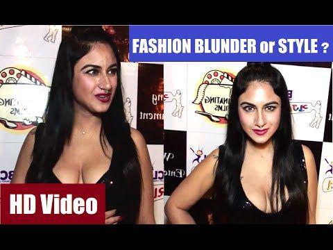 Priya Malik's dress at BCL Gujarat launch party | Fashion Blunder or Style ???  #priyamalik #biggboss9 #bclgujarat #bollywood #bollywoodnews #bollywoodnewsvilla #fashion #fashionnews #fashionblunder #fashiondisaster