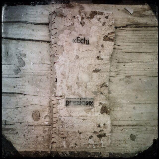 """""""Echi preziosi""""...libro-oggetto/ """"Precious echoes""""...book-art #bookart #libro-oggetto #artecontemporanea #contemporaryart"""