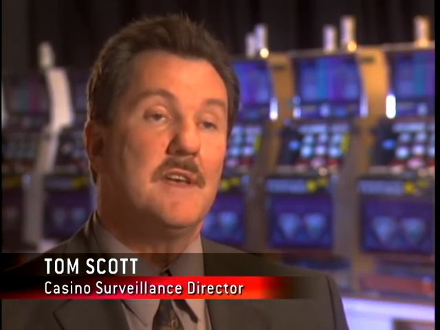 Tom Scott, Casino Surveillance Director | Forensic Files: Skirting the Evidence (TV episode 2007) | Tags: #screencaps, forensic science, forensic evidence, Gerald Powers, Sharon Sanderson