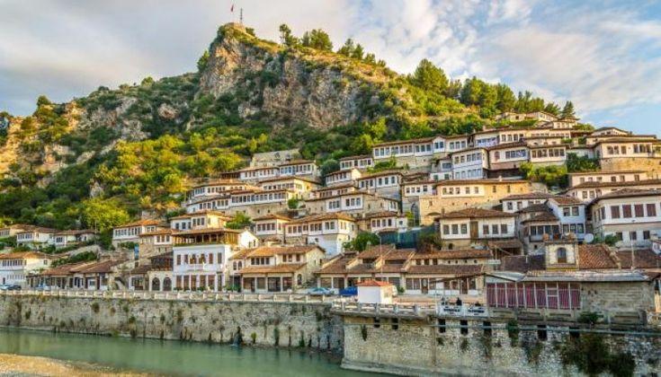 Oraşul Berat. Imagine: Invest in Albania