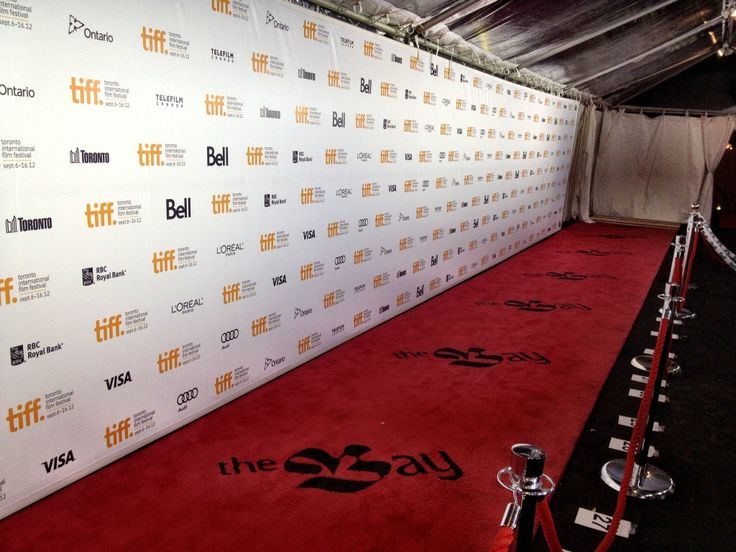 Red Carpet & Photo Booth Backdrop | Golden Globes Party ...