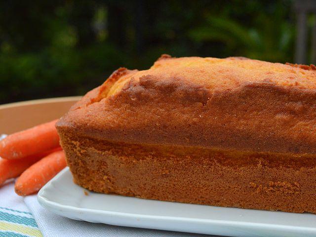 Plumcake alle carote Bimby