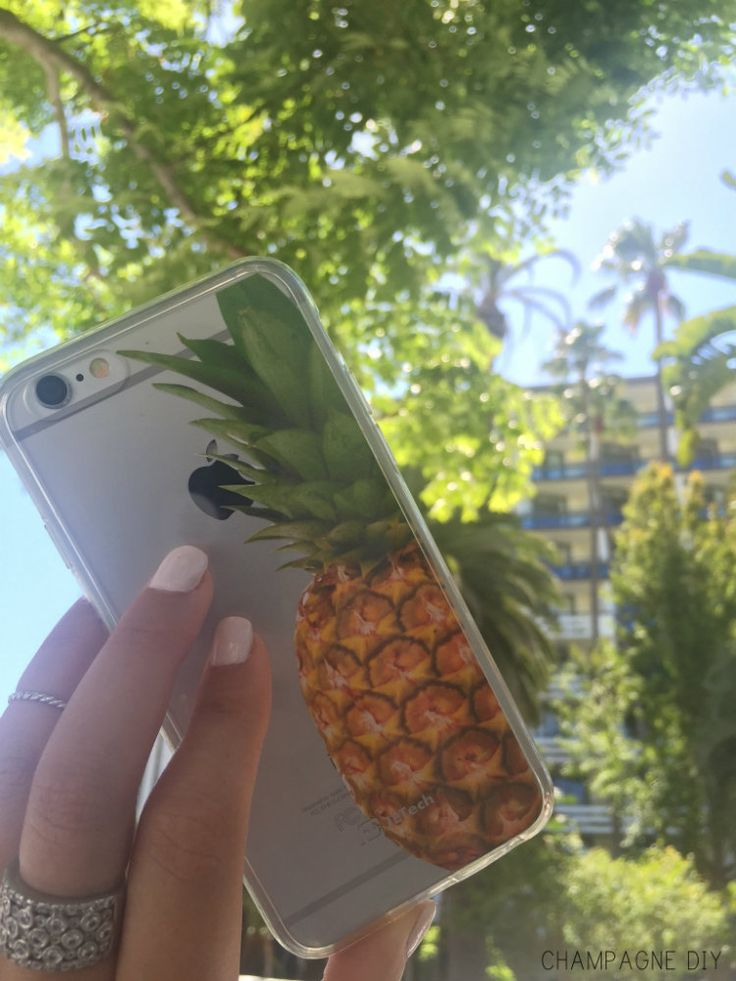 """Champagne DIY 