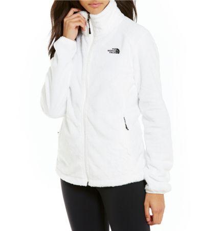 f257795571b9 The North Face Osito Mock Neck High-Pile Raschel Silken Fleece Jacket   Dillards