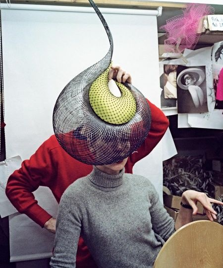 From PHILIP TREACY BY KEVIN DAVIES