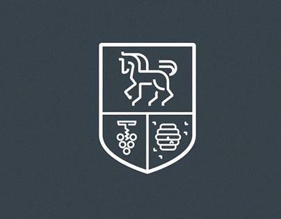 """Check out new work on my @Behance portfolio: """"Trzykolne Młyny: stajnia, winnica, pasieka. Logo ID"""" http://be.net/gallery/46844543/Trzykolne-Mlyny-stajnia-winnica-pasieka-Logo-ID"""