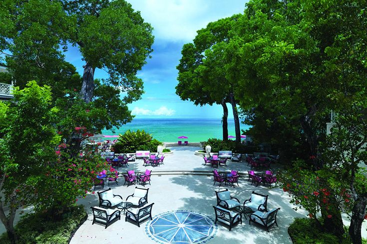 Sandy Lane Hotel-Barbados