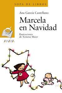 Es Navidad y Marcela disfruta de estos días especiales. Se disfraza de pastorcilla, le enseña el belén a sus primos, celebra la Nochebuena en familia... Pero ¿qué ocurrirá cuando Marcela se pierda en medio de la ciudad?