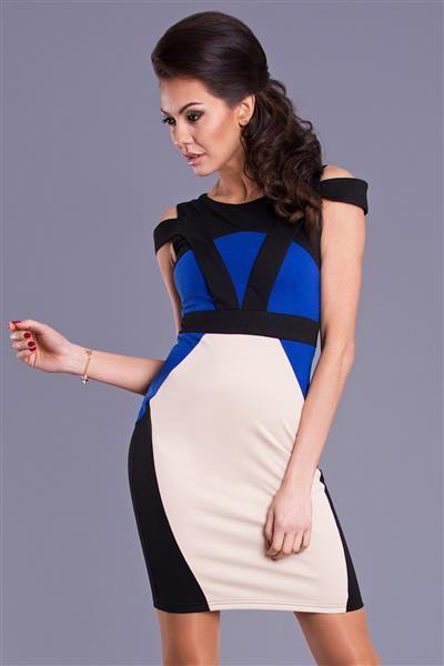 EMAMODA DRESS - BLUE http://www.cosmopolitus.com/emamoda-sukienka-niebieski-80041-p-103099.html?language=sk&pID=103099 #mini #sukne #saty #elegantne #modne #sportove #lacne #jednoduchy #vzplanula