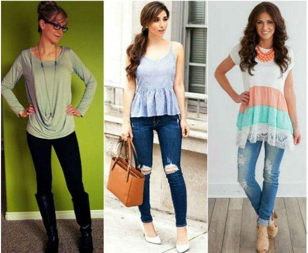 35 Dresses To Hide Tummy And Hips Dressing Tips