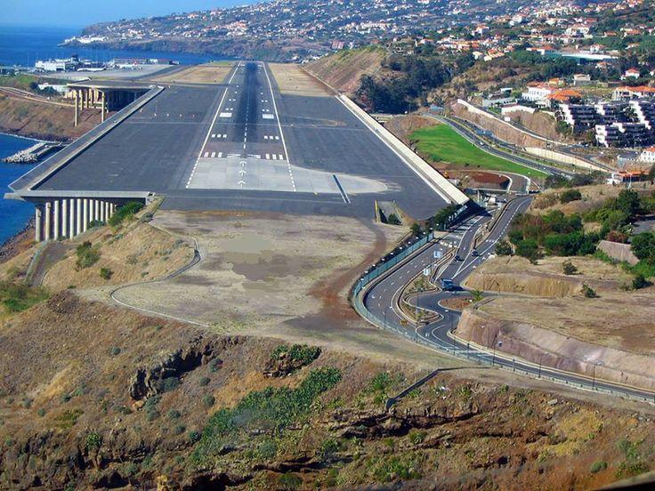 Madeira Island! - Airport