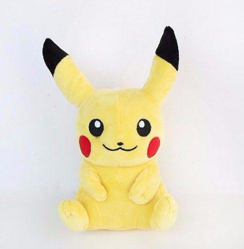 Boneco Pokemon Pikachu De Pelúcia  #pokemon #pikachu #toyzz #toyzzbrinquedos #pokemongo