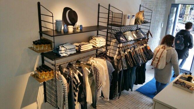 The Blauw Kitchen | Scotch-Soda | Retail Design | Styling | Gerard Doustraat 71 Amsterdam | #trendeventnimeto