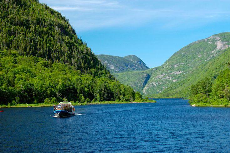Parc National Des Hautes-Gorges-De-La-Riviere-Malbaie / Quebec Jean-Pierre Huard | © Sépaq
