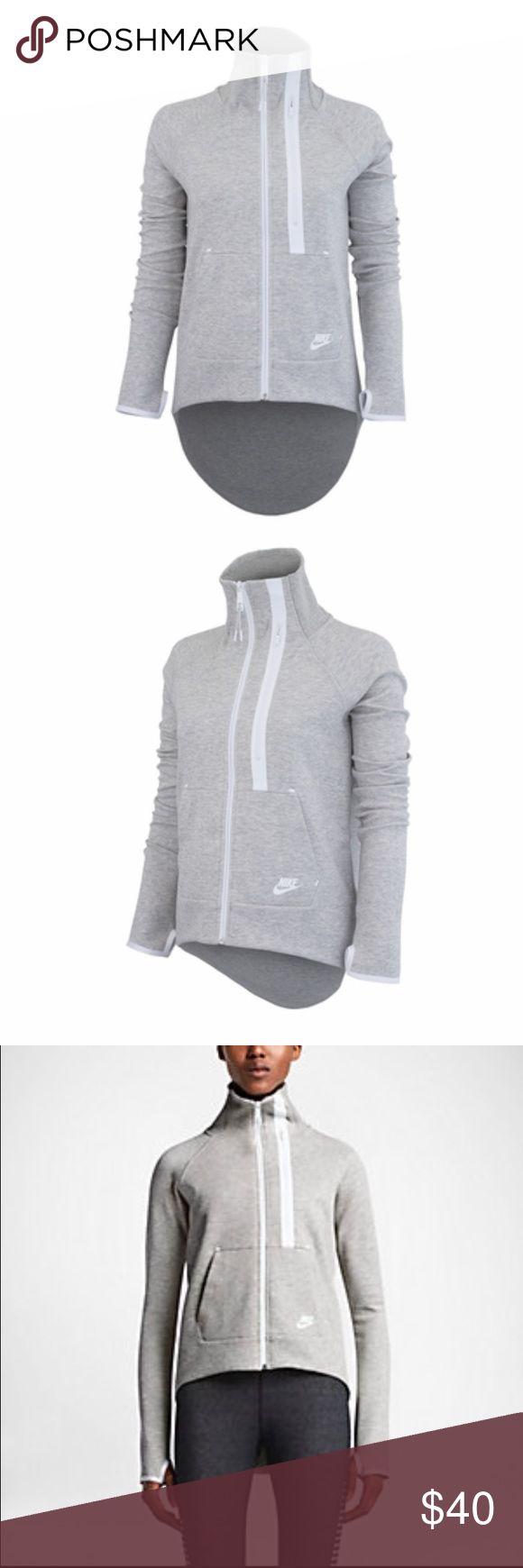 Nike tech fleece Grey Nike tech fleece - x small Nike Tops Sweatshirts & Hoodies