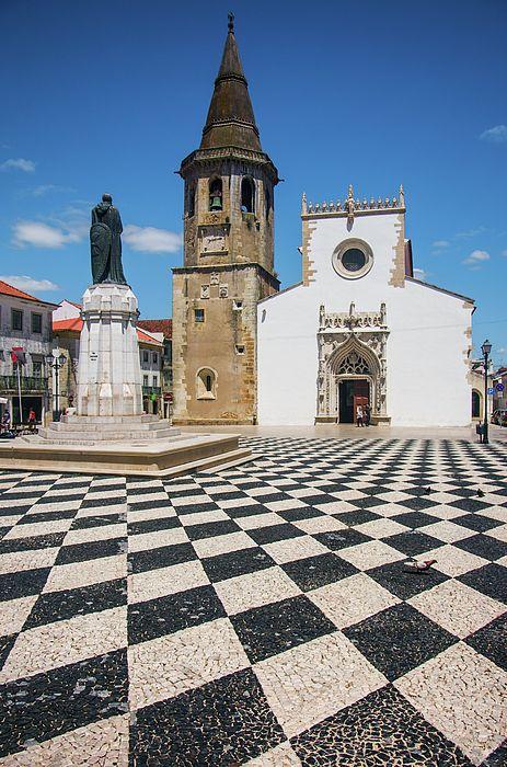 St John Baptist Church - Tomar - Portugal