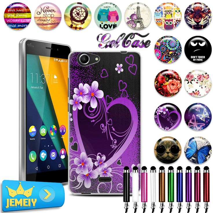 2016 Newest UV Minions Flora Printed Soft TPU Gel Case For Wiko pulp Fab 4G Cover,phone Case For Wiko pulp Fab phone Back Cover