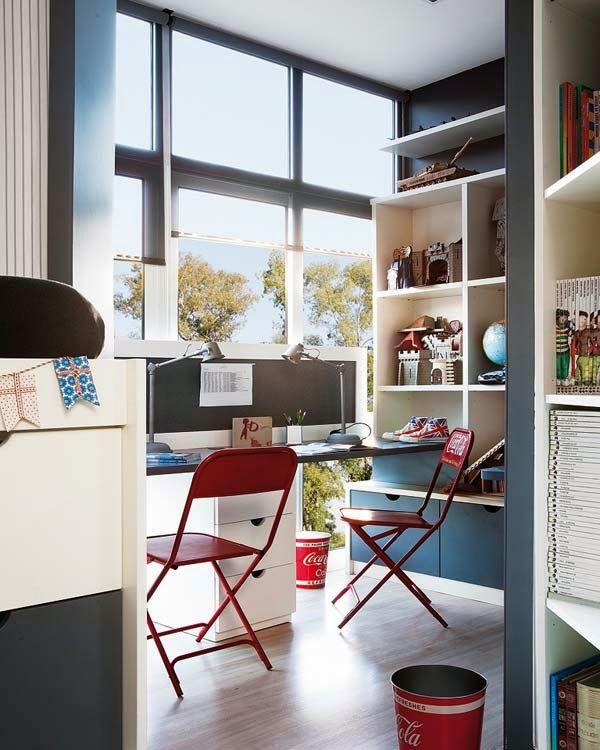 Idee de amenajare a unei camere pentru 2 băieți Jurnal de design interior