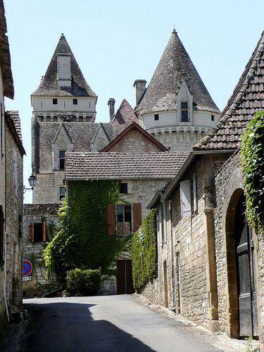 Chateau des Milandes, Bordeaux, France