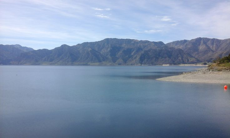 Beautiful South Island Lake.  You feel so inspired being there.