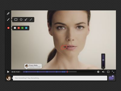 Video Player  by Emery Wells