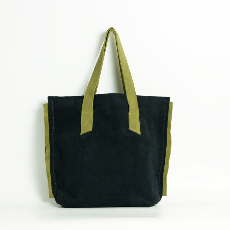 #Hand_stitched. #Suede_bags. #Navy_blue Bags by Elena Vandelli