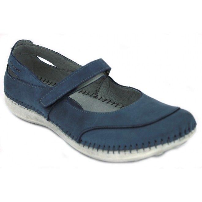 Zapatos marrones con velcro casual Source para hombre GL5iV9lNW7
