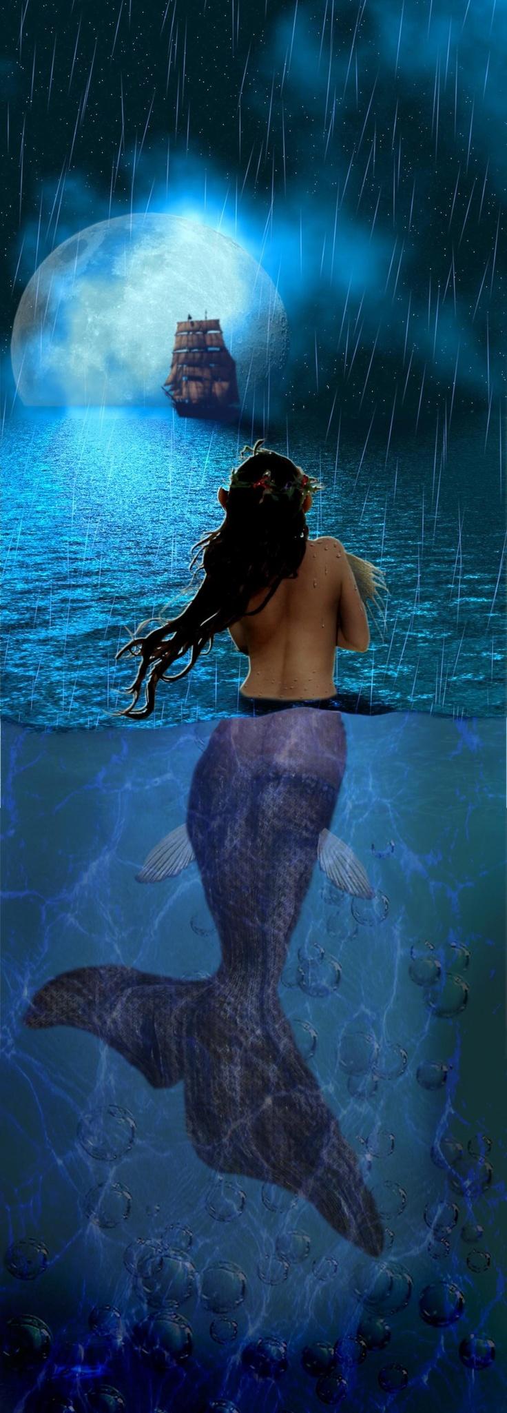 *Valedhelven on deviantART: Mystical Mermaids, Deviantart, Sirens, Mermaids Sirens, Art Mermaids, Fantasy Mermaid