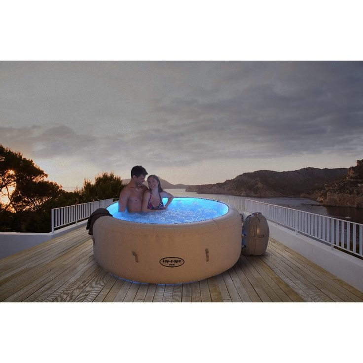 19 best spa gonflable images by on for Spa gonflable intex gifi
