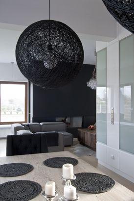 house 300m2 design by Kreacja Przestrzeni/ dom 300m2 projekt Kreacja Przestrzeni