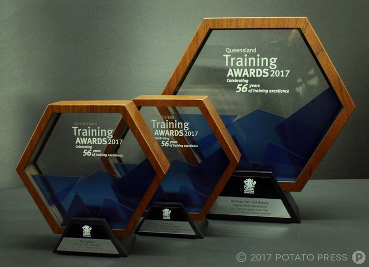 QLD Government - 2017 Training Awards - Potato Press