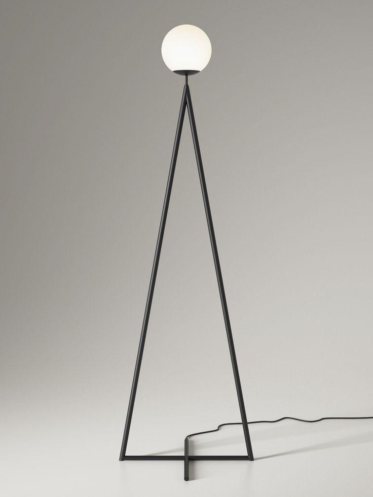One Globe Floor Lamp, Areti