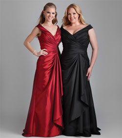 catalogo bonny bridal vestidos de fiesta para gorditas coleccion 2012