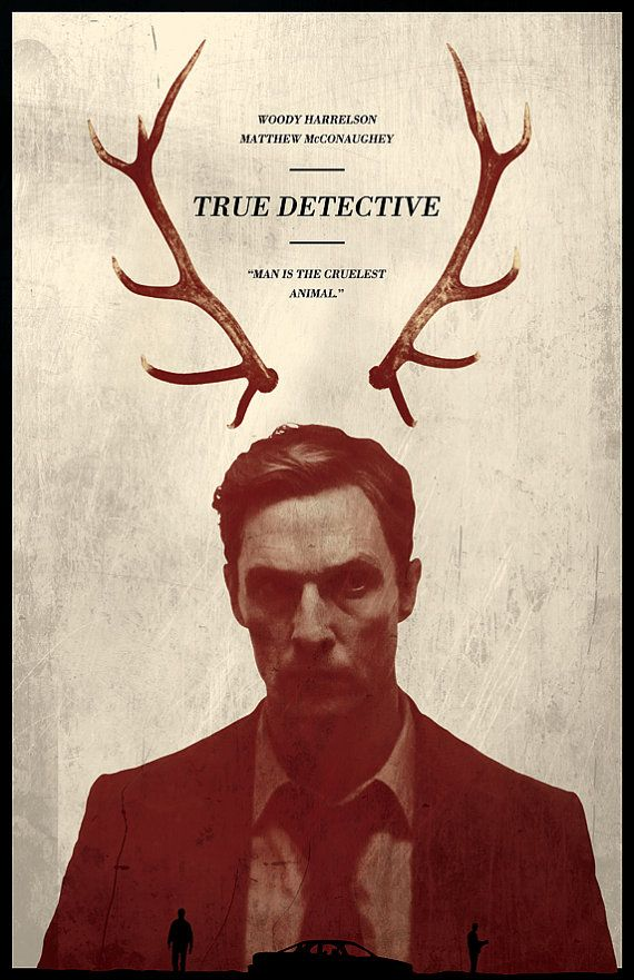 True Detective Poster by sap41387 on Etsy