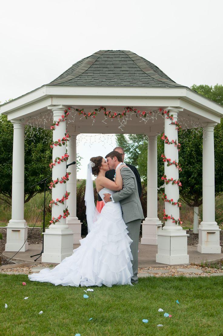 Simple Wedding Gazebo Decorations : Ideas about gazebo decorations on wedding