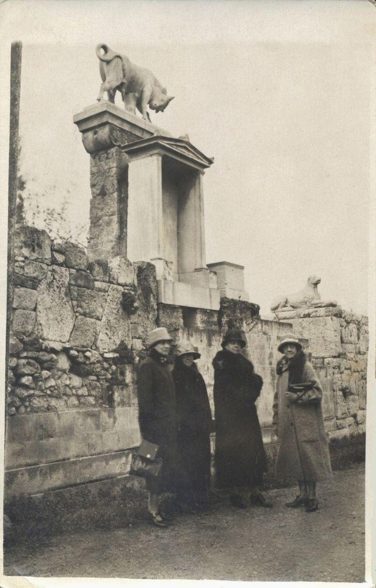 Athens, Kerameikos, 1920s